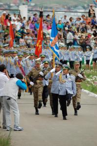 Selenge Naadam Opening Ceremony